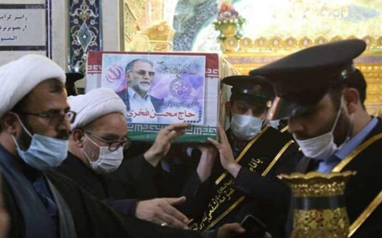 Iranian Authorities' Confused Reactions to Nuclear Expert's Death