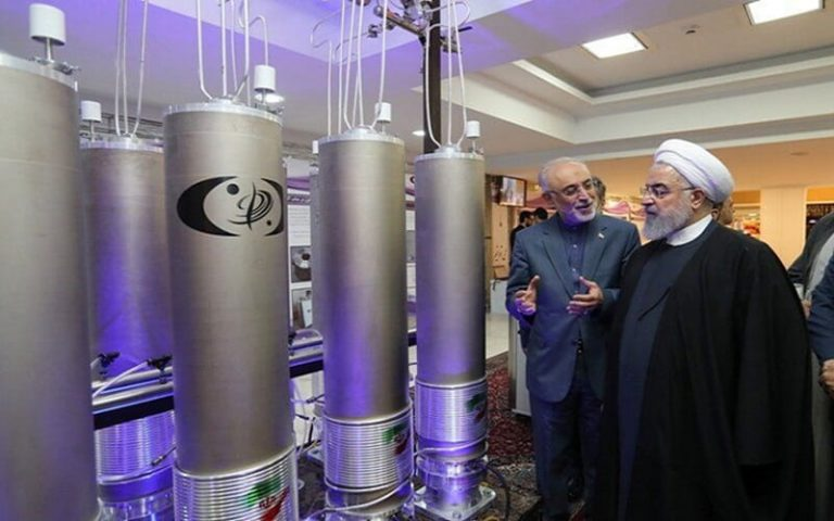 Tehran is concerned about a new 'JCPOA Plus'