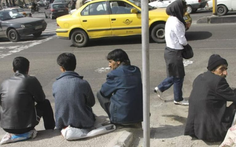 Sixty-Four Percent of Iran's Workers in Poverty