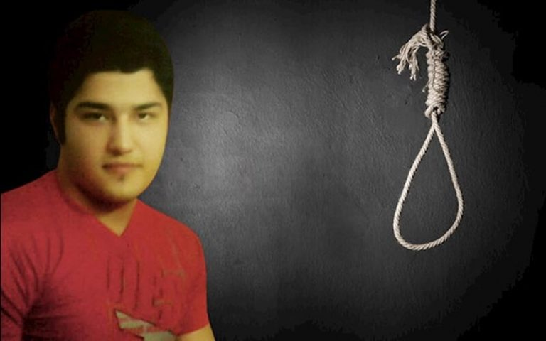 Tehran Hangs Juvenile Offender on the Eve of 2021
