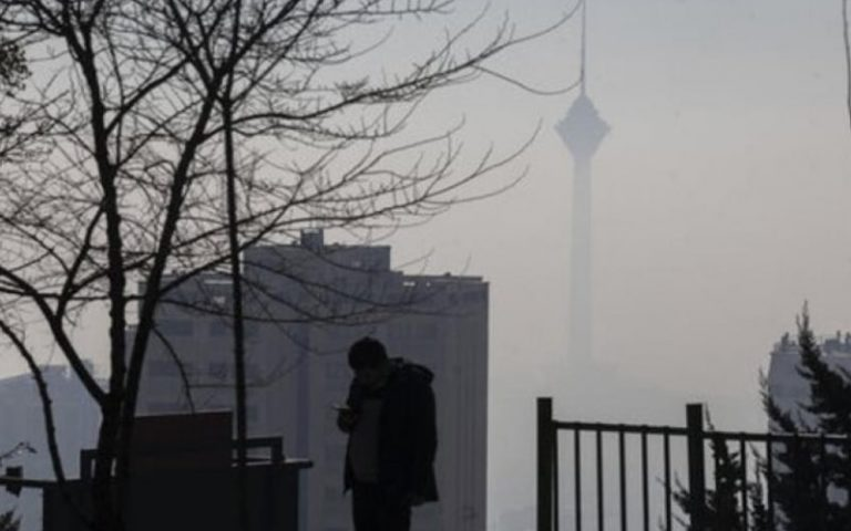 Iran's Air Pollution Crisis Is not the People's Fault