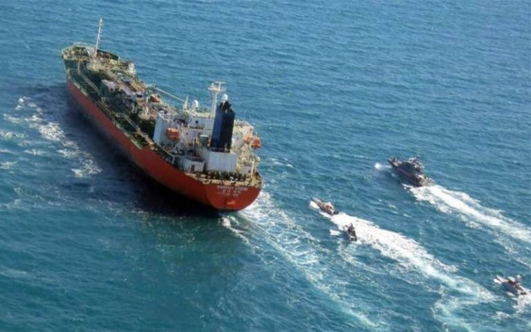 Iran's Blackmail Campaign Increases with Ship Seizure and Uranium Enrichment