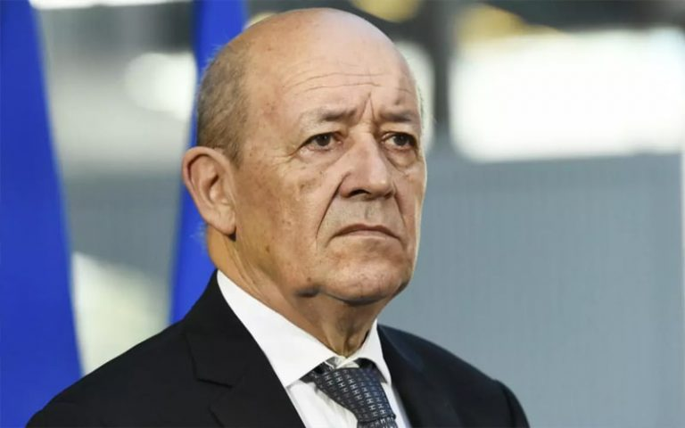 Le Drian Should Get Tougher on Iran