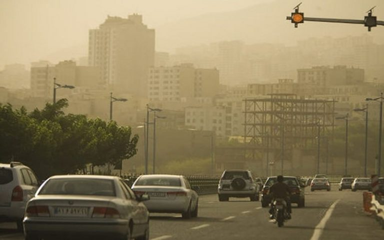 Money for Tackling Air Pollution Wasted on Iran's Global Terrorism