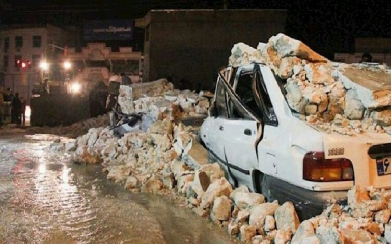 The Sisakht Earthquake and the 'Basti Hills' of Iran's Officials