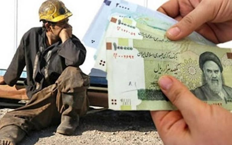 Even with 100% raise in workers' wages in Iran, they are still below the $400 poverty line. This reality would not bring economic consideration for rulers.