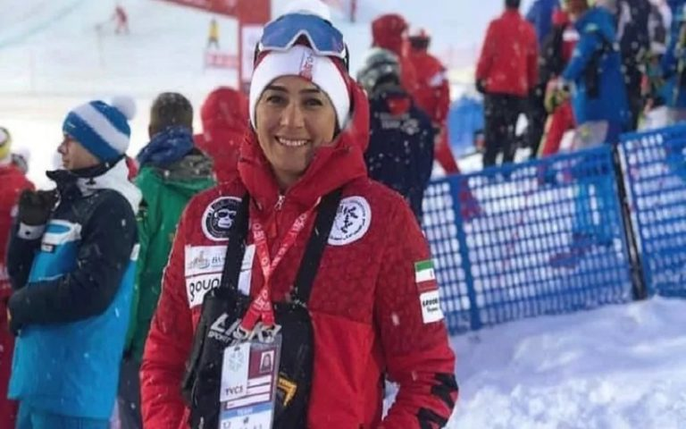 Misogynous Law Bans Iran Ski Coach From Travelling With Her Team