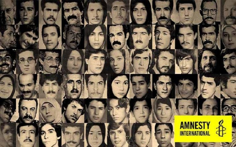 Amnesty – Annual Report of Human Rights Abuses in Iran